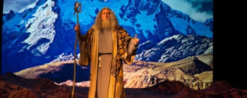 Рок-опера «Моисей»
