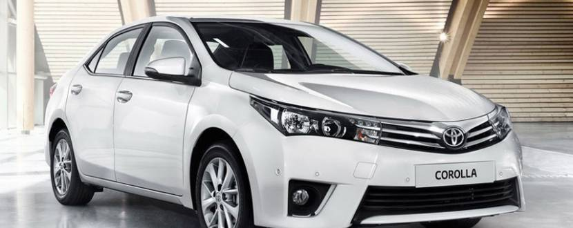Тест-драйв Нової Toyota Corolla Hybrid