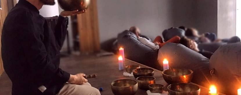 Звуковий масаж і терапія