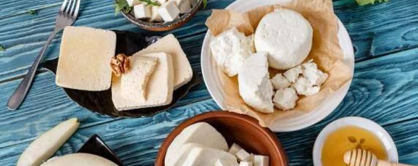 Фестиваль крафтового сиру на ВДНГ
