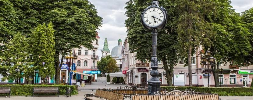 Відкрита Театралізована Екскурсія «Тарнополь: Вже Або Ніколи...»
