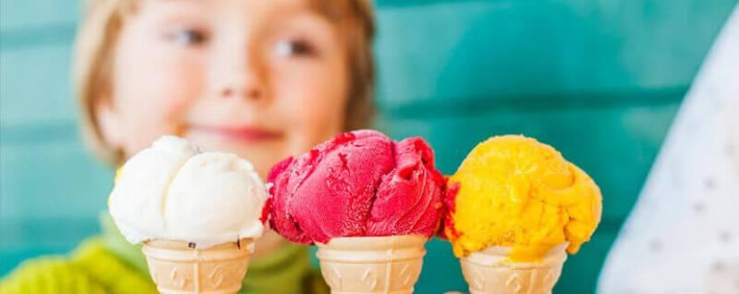 Свято морозива у Добропарку