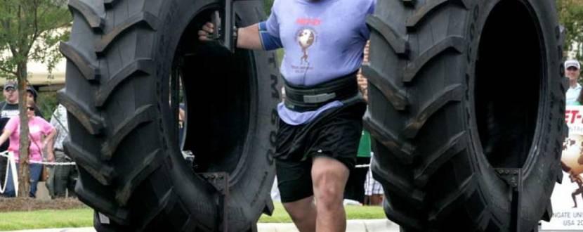Open Arnold Amateur Strongman