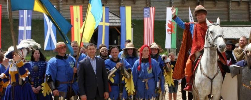 Чемпіонат Європи з середньовічного бою під Києвом