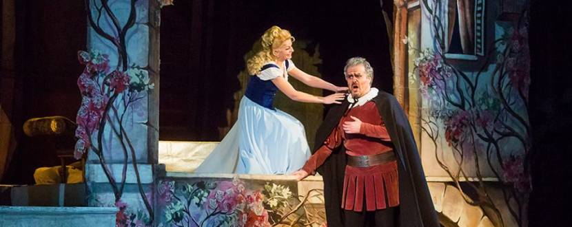 Опера «Риголетто»