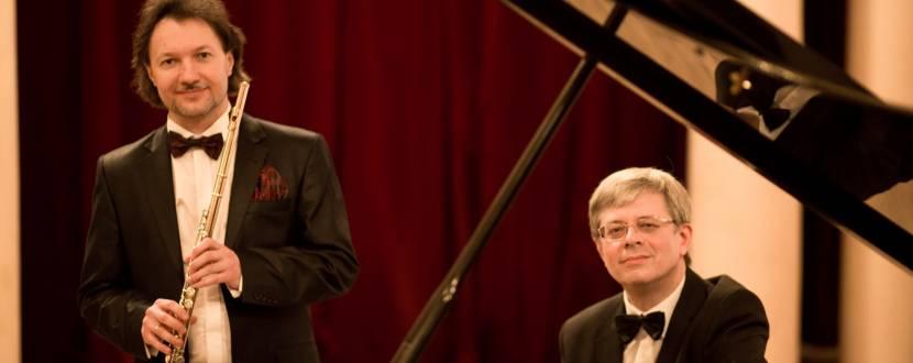 12 сонат для флейти і клавіру - Концерт