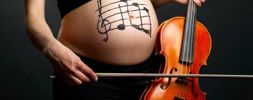 Цикл концертов для будущих мам «Эффект Моцарта»