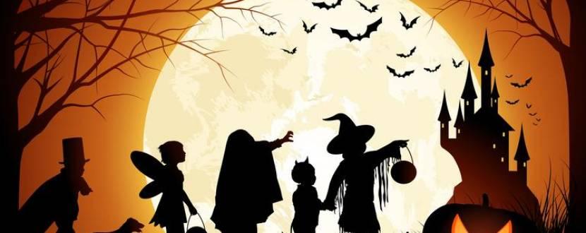 Halloween Party у Crazy Land