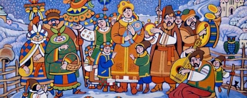 Щедрик - Різдвяний концерт у Києві