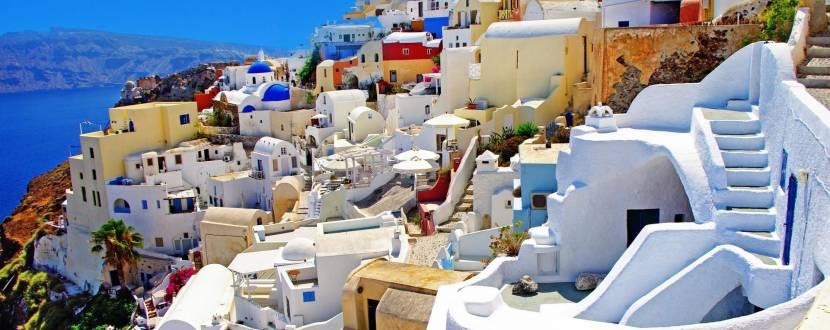Греция Отличный тур на Новый Год
