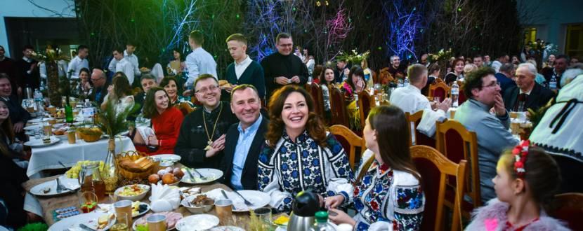 В гостях у Василя та Маланки - Благодійний вечір