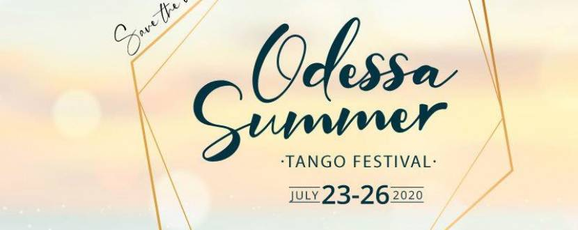 Odessa Summer Tango Festival 2020