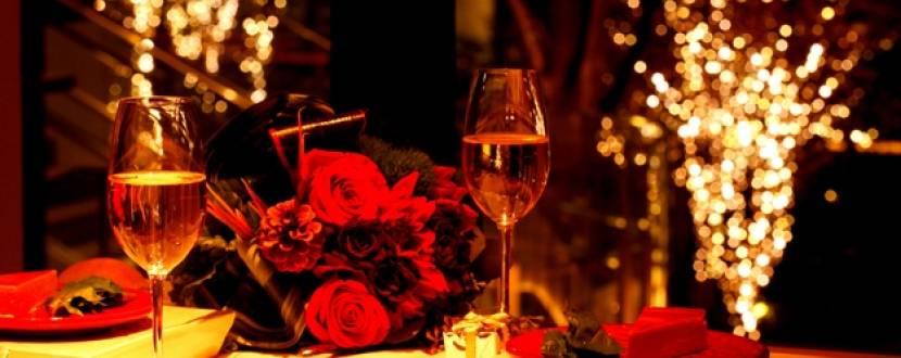 """День Святого Валентина в семейной ресторации """"Квартира"""". Праздничная программа"""