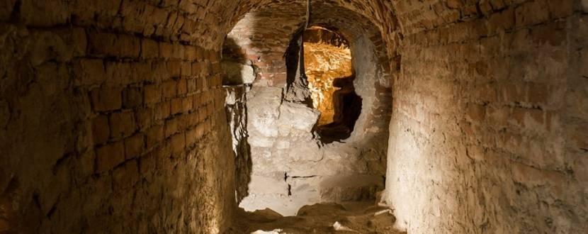 Підземелля Гарнізонного храму - Екскурсія