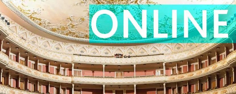 Онлайн-показ вистав Театру Франка