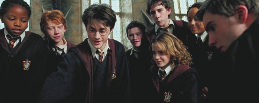 Гаррі Поттер та City Quiz!
