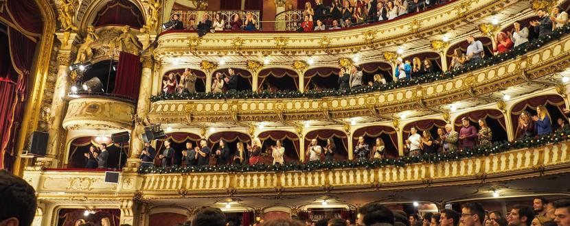 Онлайн найкращі виступи Віденської опери та Метрополітен-опера в Нью-Йорку