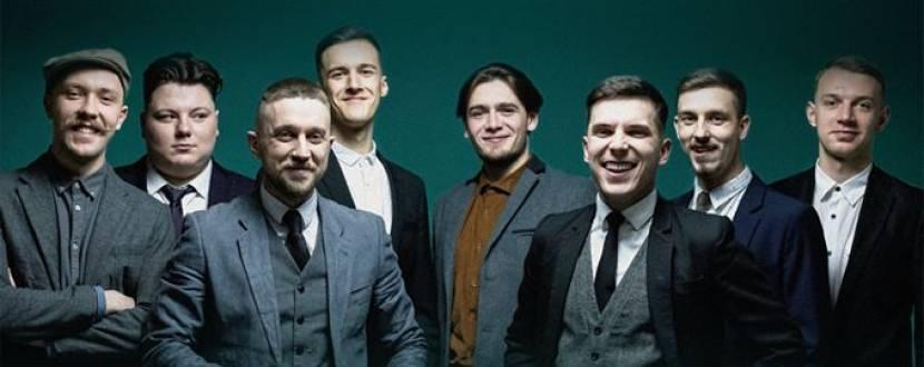 Концерт вінницького гурту Jazzforacat