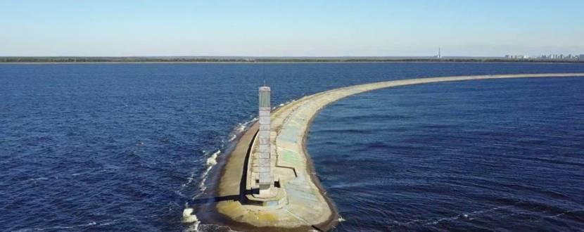 Подорож берегами Дніпра на Київське море