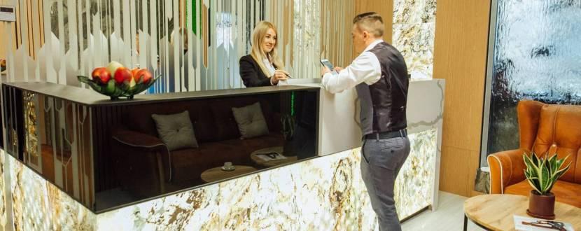 Резиденция «Alice Place» Новый комфортный отель в Одессе