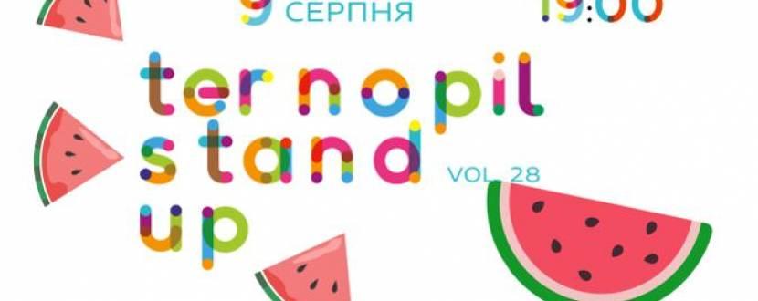 Тернопіль stand up - 28/Cтенд-ап