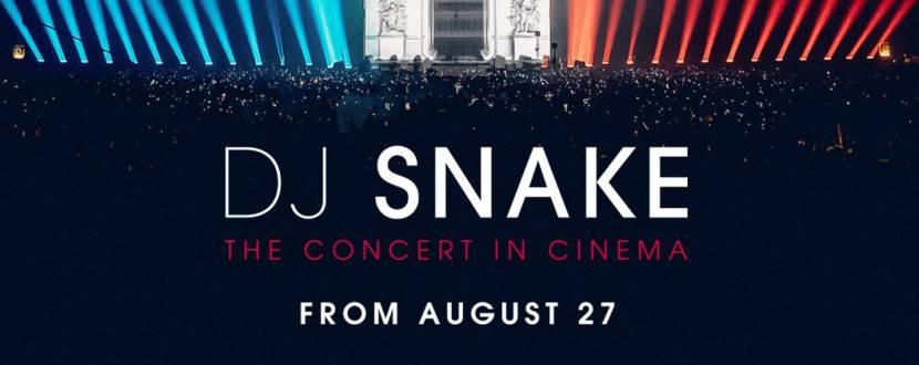 DJ SNAKE : THE CONCERT IN CINEMA