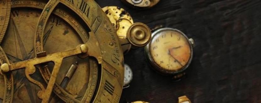 Виставка годинників у краєзнавчому музеї