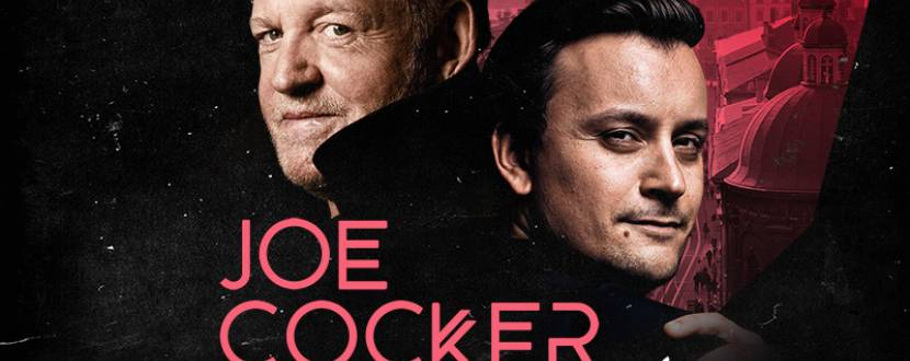 Концерт Joe Cocker tribute