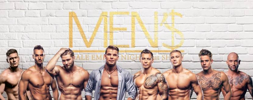 Male Empire Night_Out Stripshow. 18+