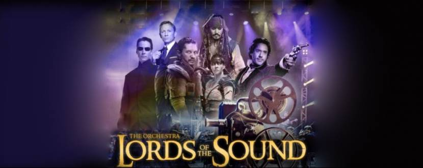 Концерт Lords of the sound. Music is coming