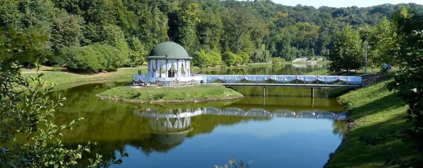 Прогулянка та екскурсія парком Феофанія