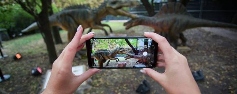 Планета динозаврів - Виставка-парк на ВДНГ