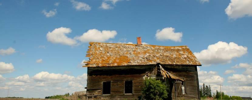 Забуті українські церкви канадських прерій - Фотовиставка
