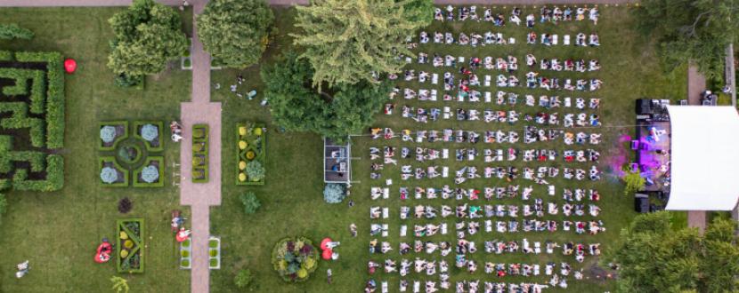 12 тенорів. Grand Tenors Show - Концерт у Митрополичих садах
