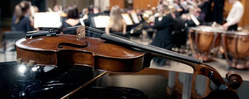 Концерт Сергея Терентьева и Камерного оркестра филармонии