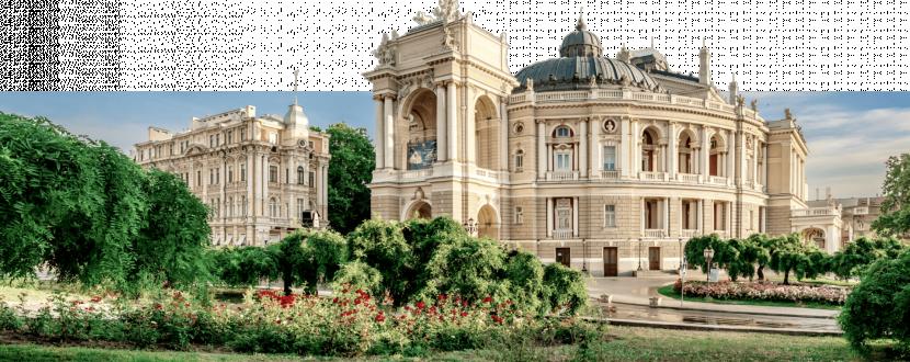 БАРХАТНЫЙ СЕЗОН: Ковчег Украина