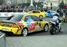 ROAD SHOW - Автомобільне свято на Хрещатику