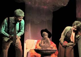 Кефір, зефір і кашемір - Іронічна комедія
