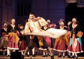 Труффальдіно з Бергамо - мюзикл