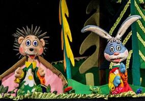 """Хмельницький академічний обласний театр ляльок """"Дивень"""" на MoeMisto.ua - Театральна вистава Веселі перегони"""