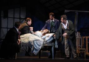 Богема - Опера на 4 дії