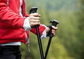 Скандинавська хода - Cпортивне заняття
