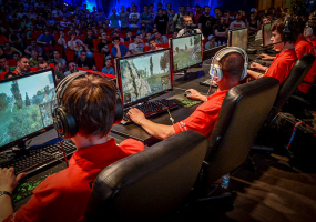 Турнір по DOTA2 і CS:GO