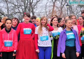 Ladies Run - Забіг 8 березня