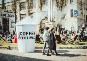 Kyiv coffee festival - Фестиваль