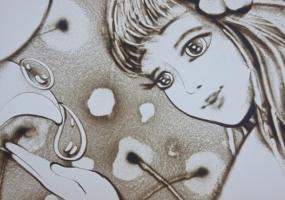 Дюймовочка - Вистава з пісочною анімацією