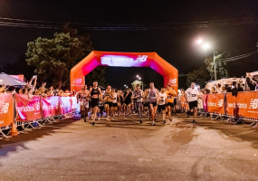 Kyiv Night Run - Нічний марафон-фест