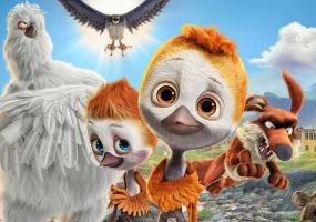 Сімейний анімаційний фільм «Пташині пригоди»