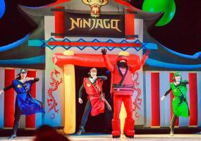NINJAGO show у Хмельницькому. Розіграш квитків