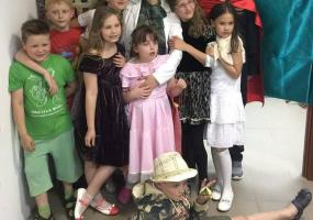 Літня казка - табір для дітей
